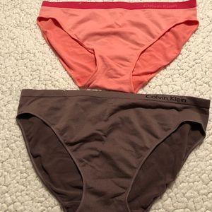 Calvin Klein panties